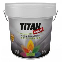 Pintura Plastica Mate Titan Export Decoracion