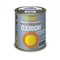 Esmalte Antioxidante Oxiron Pavonado Titan