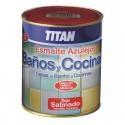 Esmalte para Azulejos Baños y Cocinas Titan