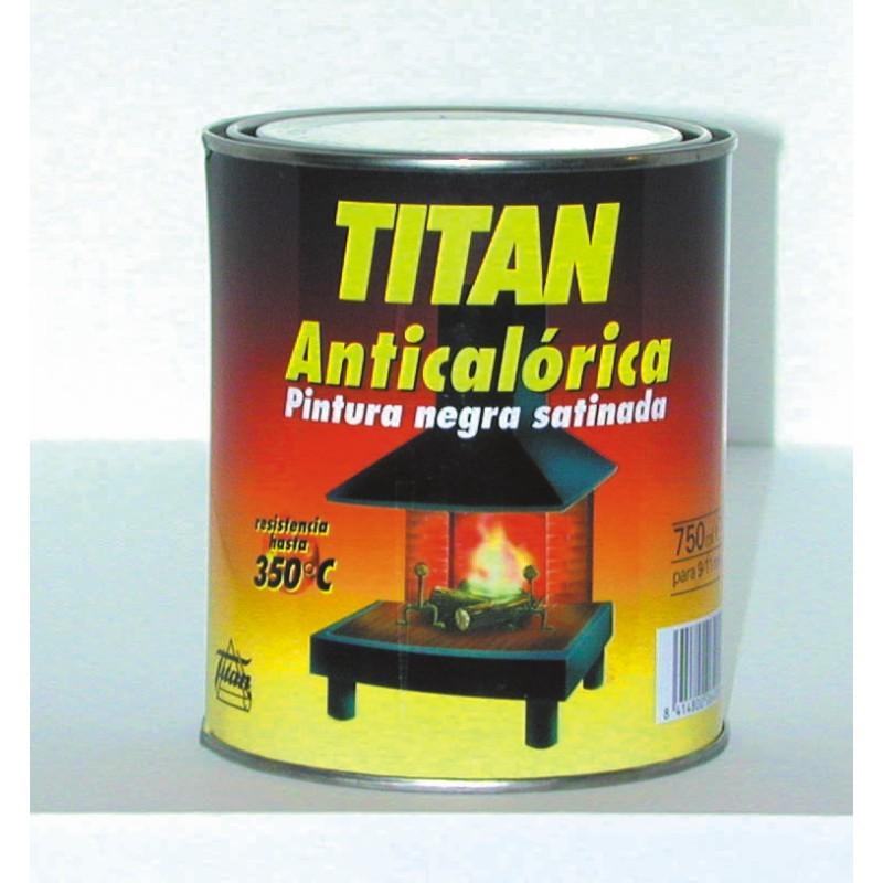Pintura anticalorica titan 350 c multipinturas - Titan antihumedad ...