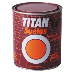 Titan Rojo Suelos