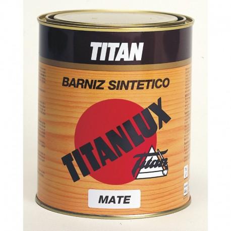 Barniz Sintetico Mate Titanlux