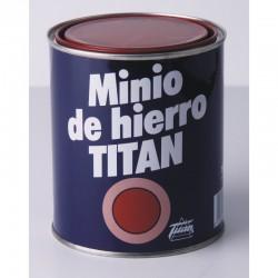 Pintura de Minio de Hierro Titan