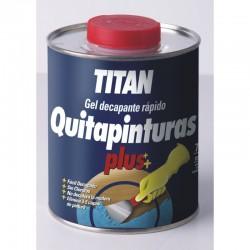 Decapante Gel Quitapinturas Plus Titan