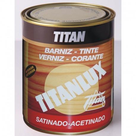 Barniz Tinte Sintetico Satinado Titanlux