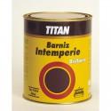 Barniz Sintetico Intemperie Brillante Titan