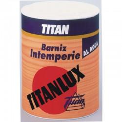 Barniz al Agua Intemperie Brillante Titanlux