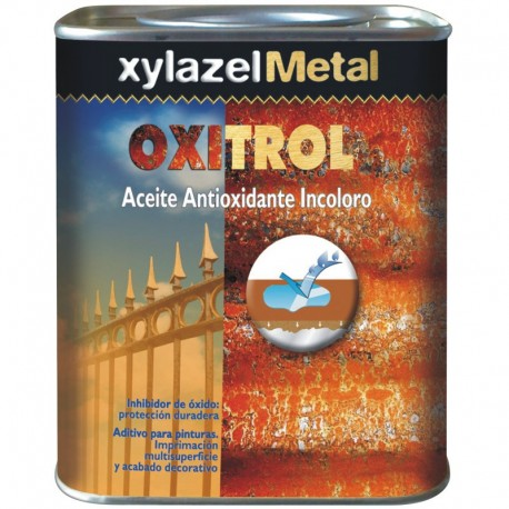 Aditivo Antioxidante Oxitrol Xylazel