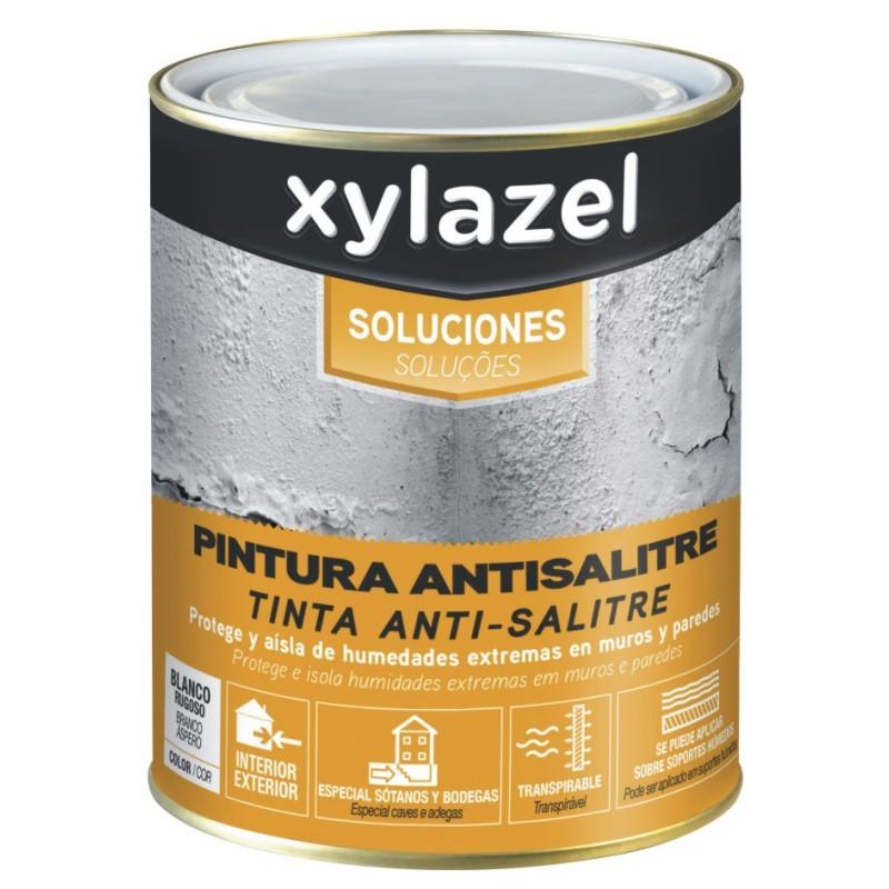 Pintura antisalitre xylazel multipinturas - Pintura antihumedad exterior ...