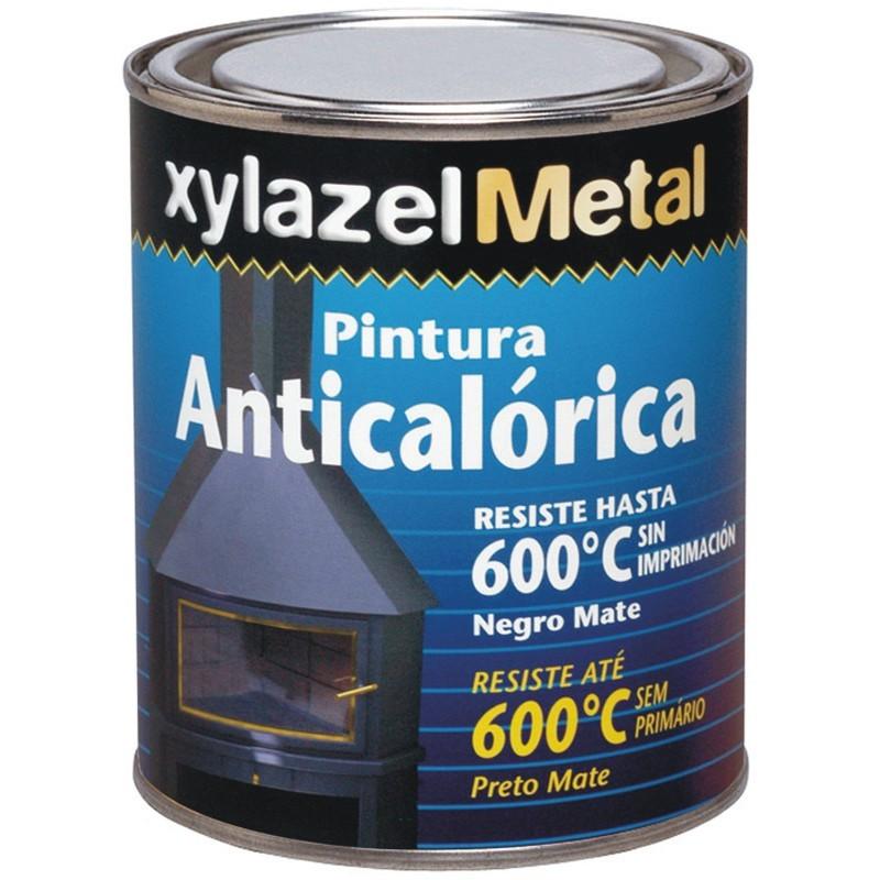 Pintura anticalorica xylazel 600 c multipinturas - Pintura antihumedad exterior ...
