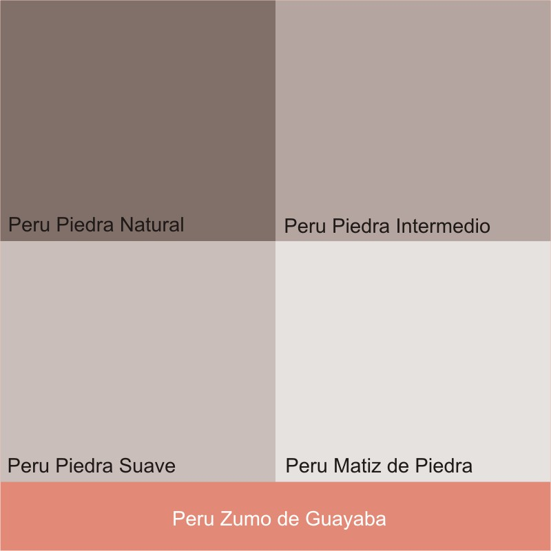 Pintura plastica mate bruguer colores del mundo for Pintura color azul piedra