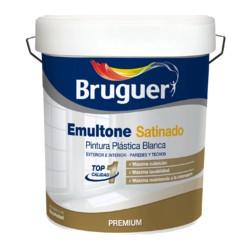 Pintura Plastica Satinada Bruguer Emultone