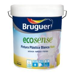 Pintura Plastica Mate Ecologica Bruguer Ecosense