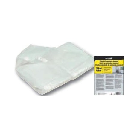 Plastico Protector Cubretodo Fino Nespoli