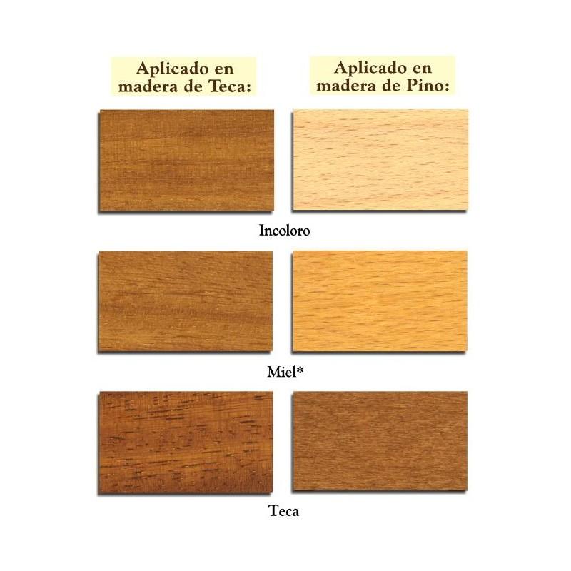 Aceite para teca xylazel multipinturas - Aceite de teca para madera ...