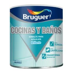 Esmalte para Azulejos Cocinas y Baños Bruguer