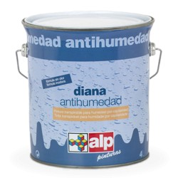 Pintura Antihumedad Diana Alp