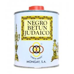 Betun Negro Judaico Cinco Aros Mongay