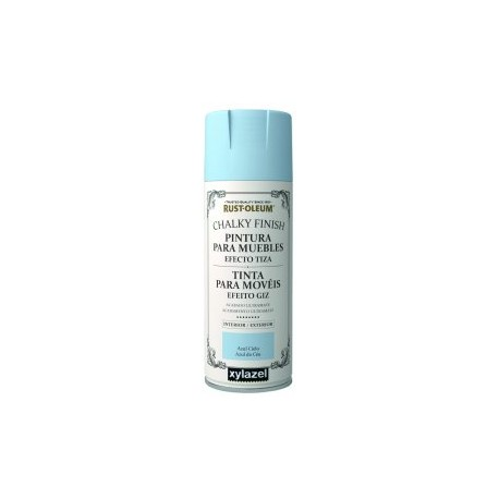 Spray Efecto Tiza Chalk Paint Rust-Oleum Xylazel