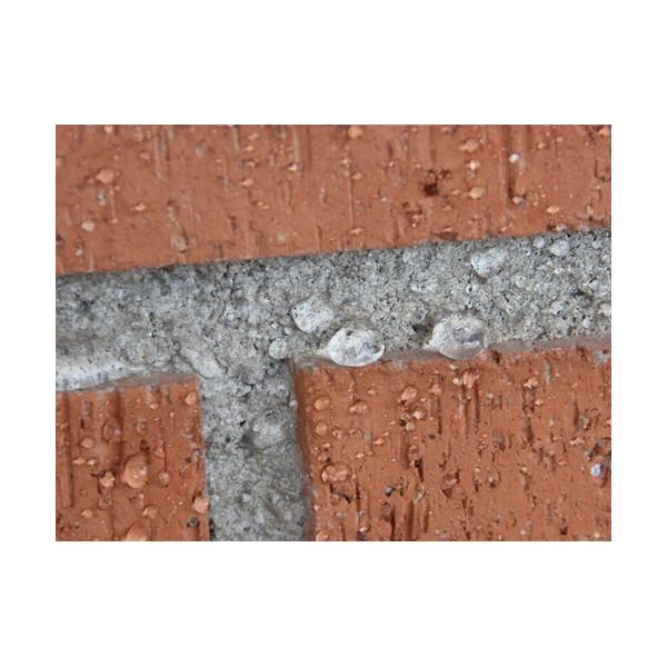 Impermeabilizar una pared exterior de piedra Piedra pared exterior