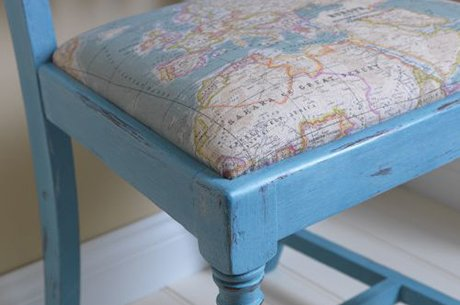 Pintar con chalk paint la pintura de moda - Pintura ala tiza para muebles ...