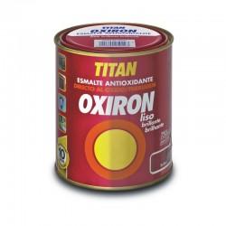 Esmalte Antioxidante Oxiron Liso Brillante Titan