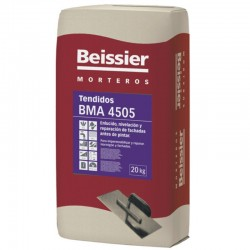 Mortero Tendidos BMA 4505 Beissier