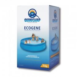 Tratamiento para Piscinas Desmontables Ecogene Quimicamp