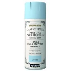 Spray Efecto Tiza Chalk Paint Rust-Oleum Xylazel